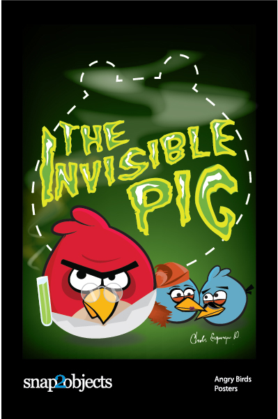 vector angry birds movie posters