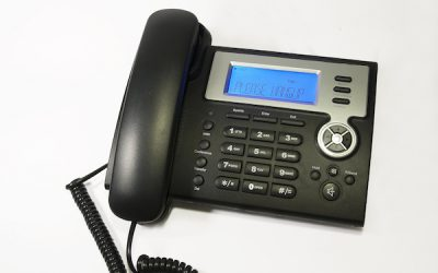 PBX Phones in The Business Place